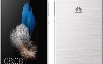 Huawei P8 Lite, bílá