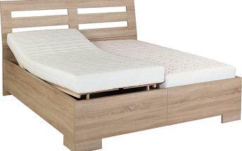 Manželská postel Hilda