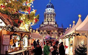 1denní zájezd do adventního Berlína
