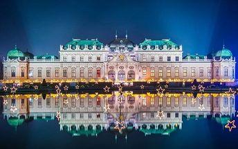 Jednodenní zájezd na vánoční trhy ve Vídni pro 1 osobu