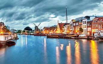 Amsterdam a Delfinárium - 4denní zájezd