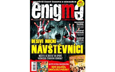 Půlroční nebo roční předplatné časopisu Enigma