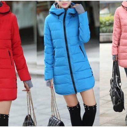 Prošívaná zimní bunda Bao