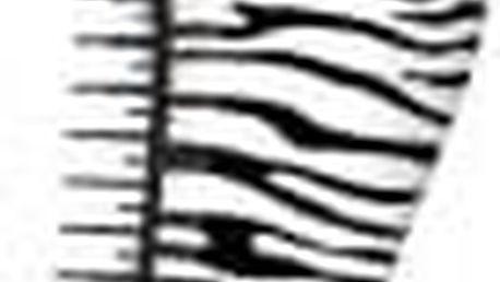 DTANGLER Kartáč bílá zebra