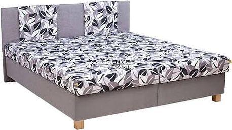 Manželská postel Klaudie