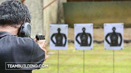 Akční střelba z ostrých zbraní v Mikulově a Lednici vč. zapůjčení ochranných pomůcek