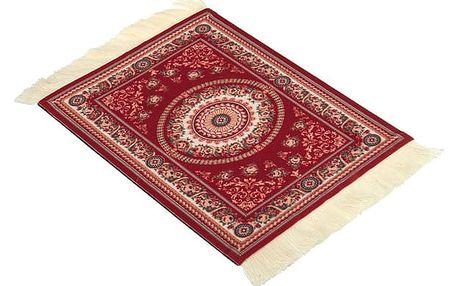 Podložka pod myš v podobě perského koberce