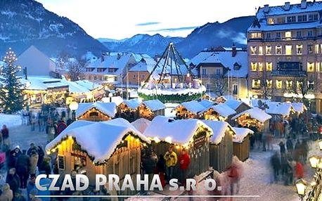 Adventní zájezd pro jednu osobu do Mariazellu a Běh čertů v termínu 26.11. 2016.