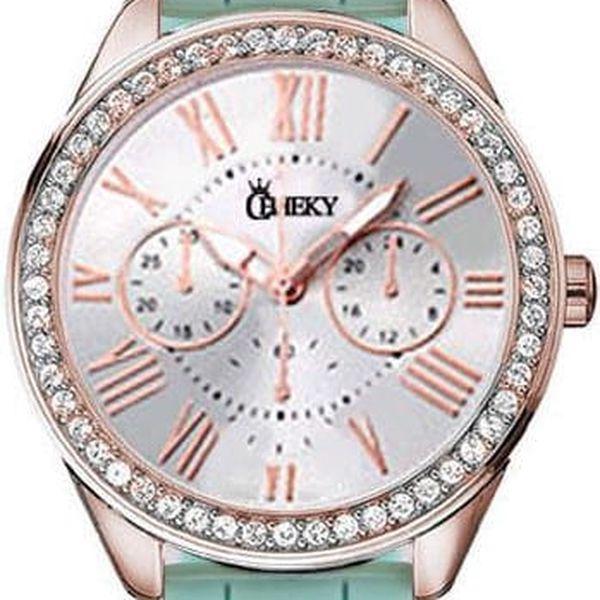 Dámské hodinky Cheeky HE019 mentolové