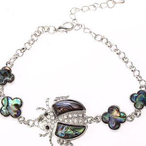 Náramek beruška Paua perleť