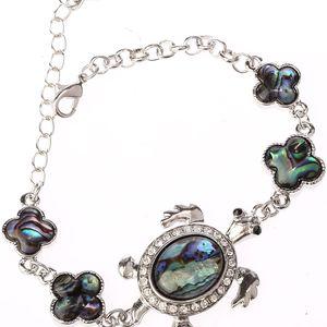 Fashion Icon Náramek želva Paua perleť