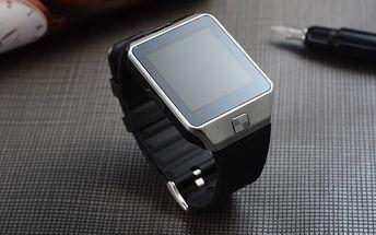 Chytré hodinky s kamerou