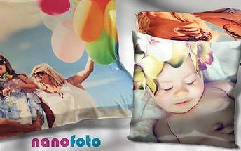Produkty z vlastní fotografie: deka, polštář, osuška či ručník. Dlouhá životnost barev