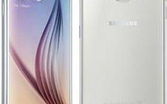 Samsung Galaxy S6 White (G920); SM-G920FZWAETL