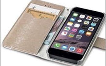 Chraňte si svůj telefon stylově. Zlaté pouzdro pro Apple iPhone 6S / 6S Plus. Špičková kvalita za skvělou cenu!