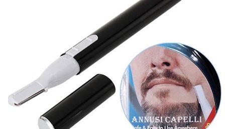 Elektrický zastřihávač obočí a vousů