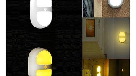 LED svítidlo se snímačem pohybu