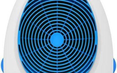 Kompaktní teplovzdušný ventilátor Ardes. V zimě hřeje, v létě chladí