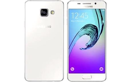 Samsung Galaxy A3 SM-A310F White; SM-A310FZWAETL