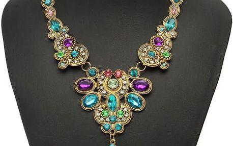 Dámský vintage náhrdelník