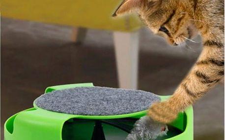 Interaktivní hračka pro kočky - poštovné zdarma