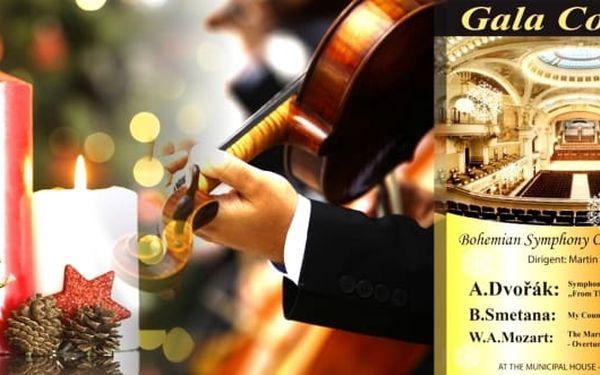 Sváteční galakoncert ve Smetanově síni 28.12.2016 ve 20 hod. Jedinečný zážitek v podobě koncertu v nádherných prostorách nejprestižnějšího koncertního sálu u nás – Smetanovy Síně Obecního domu v Praze.