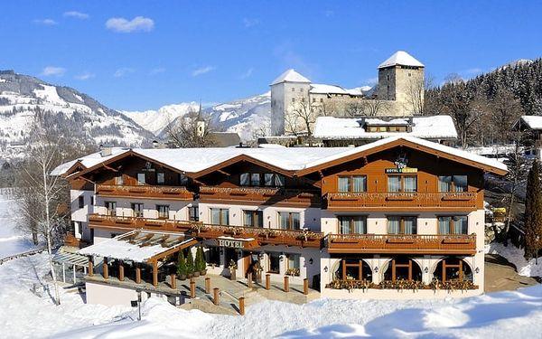 Rakousko - Kaprun / Zell am See na 11 dní, snídaně s dopravou vlastní
