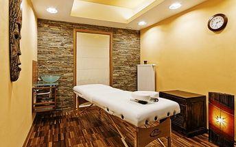 Relaxační, partnerská nebo tantra masáž pro uvolnění a harmonizaci těla i mysli