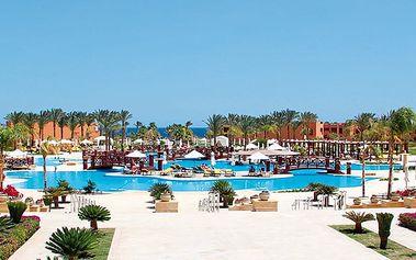 Resta Grand Resort, Egypt, Marsa Alam, 8 dní, Letecky, All inclusive, Alespoň 5 ★★★★★, sleva 23 %