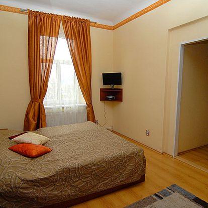 Praha, Smíchov: Pobyt na 2 či 3 dny pro 2 osoby v apartmánech + snídaně a varianty pro děti
