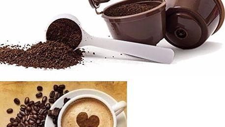 Univerzální kapsle do kávovarů pro opakované použití - 1 kus - poštovné zdarma