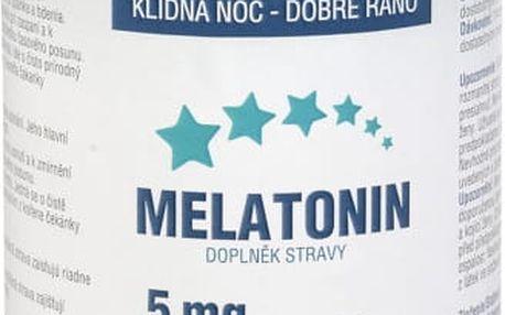 Aurum Melatonin 5 mg Forte 80 tbl. + 20 tbl. ZDARMA