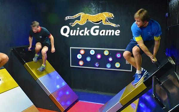 QuickGame: nová týmová hra od tvůrců TEPfaktoru pro děti od 12 let i dospělé v délce 60 minut