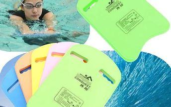 Plovací destička - různé barvy