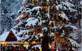 Zažijte netradiční adventní trhy uprostřed lesů a skal v rakouské soutěsce Johannesbachklamm se zastávkou v městečku Mödling. Vánoce trochu jinak!
