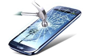 Tempered Glass Protector - Samsung Galaxy - S3