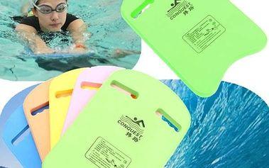 Plovací destička - různé barvy - poštovné zdarma