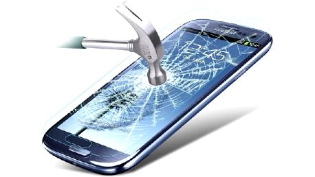Tempered Glass Protector - Samsung Galaxy - S4 mini