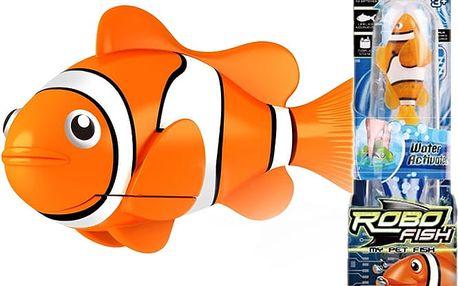 Robo Ryba - Robotická ryba jako živá
