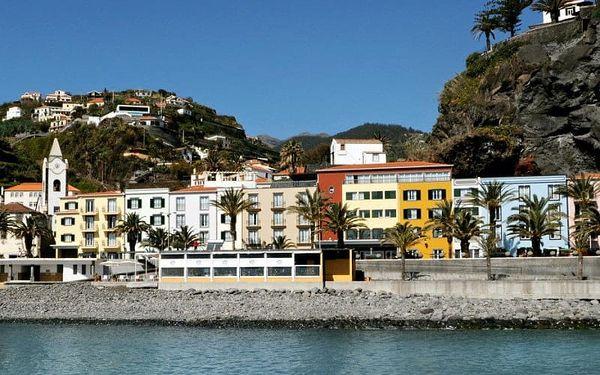 Madeira - na 11 až 15 dní, polopenze s dopravou letecky z Prahy