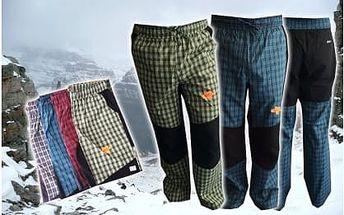 Pánské sportovní kalhoty značky Neverest jen za 249 Kč! Funkční, skvělé na túry, výběr ze čtyř barev.