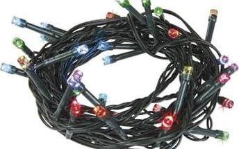 180 LED dekor. řetěz 18M IP44 multicolor; 1534081040