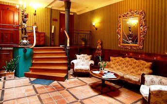 3denní dámský wellness pobyt v hotelu Morris v České Lípě pro 2 s polopenzí