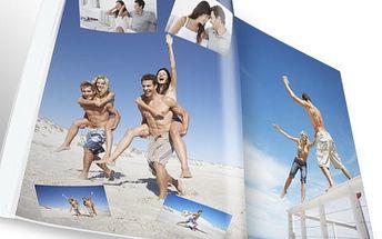 Levná fotokniha z vašich dovolenkových fotografií