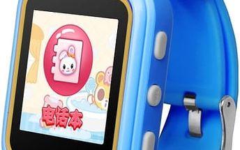 Dětské chytré hodinky s GPS lokátorem
