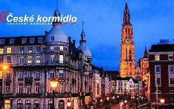 5denní Brusel | Krásy lucemburského velkovévodství a Belgie 2016