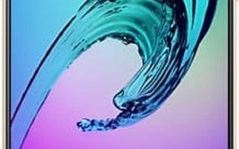 Samsung Galaxy A5(6), zlatá