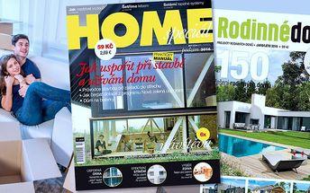 Časopis Home - vše pro váš dům, byt a zahradu