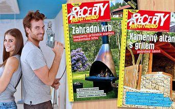 Roční předplatné časopisu Recepty prima nápadů