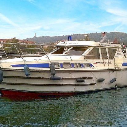 Kapitánský kurz VMP pro řízení rekreačních lodí